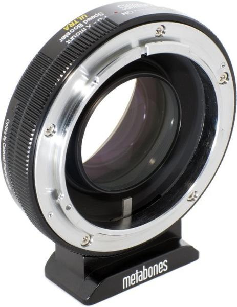 metabones Speed Booster Canon FD/Fuji X Ultra
