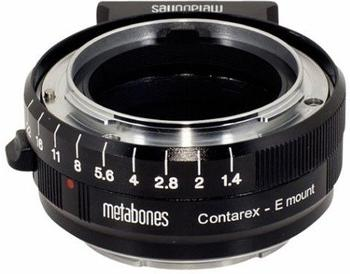 metabones Speed Booster Contarex/Sony E-Mount
