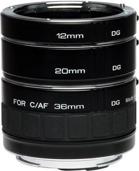Kenko Zwischenringsatz DG für Nikon-AF 35 mm