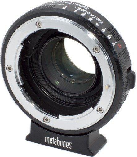 metabones Speed Booster Nikon G/BMPCC