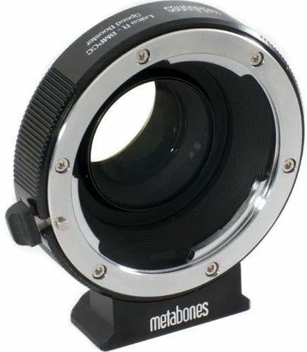 metabones Speed Booster Leica R/BMPCC