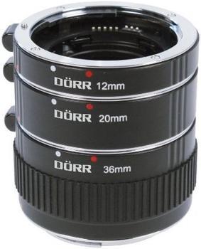 Dörr Zwischenringsatz 13/21/31mm Canon
