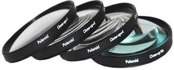 Polaroid 4 PC Close Up Filter Kit - 58mm