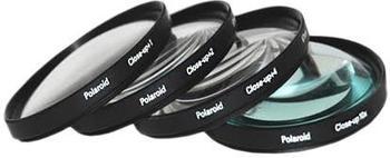 Polaroid 4 PC Close Up Filter Kit - 77mm