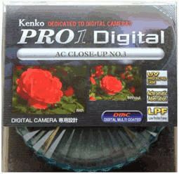 Kenko Nahlinse +3 Pro1 72mm