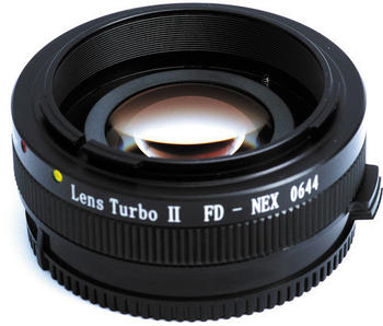 Zhongyi Optical Turbo Mark 2 Canon FD/Sony NEX