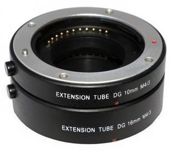 B.I.G. Auto-Zwischenring-Set 10+16mm MFT