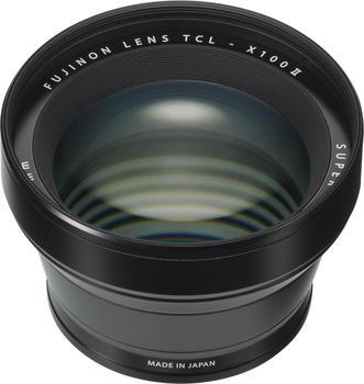 Fujifilm TCL-X100II schwarz