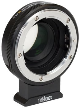 metabones Speed Booster Ultra 0.71x Nikon G/BMPCC4K