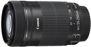 Canon 55 - 250 mmF 4,0 - 5,6 EF-S IS Stm