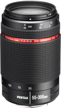 Pentax smc DA 55-300mm f4-5.8 ED WR