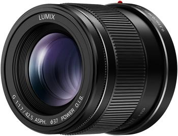 Panasonic 42.5 F 1.7 Lumix G Power Ois Asph (H-HS043) für Micro Four Thirds