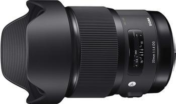 Sigma 20mm F1,4 DG HSM Objektiv für Canon schwarz