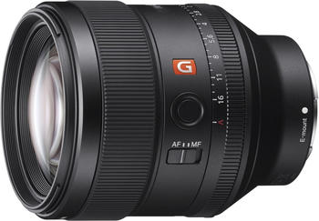 Sony 85mm F1,4 FE GM (SEL85F14GM)