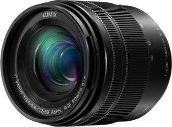 Panasonic Lumix G X Vario 12-60mm f3.5-5.6 Aspherical Power OIS (H-FS12060)