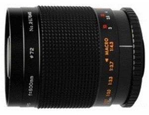 Walimex 500mm f8 Spiegeltele [T2]