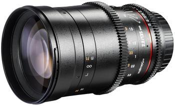 Walimex pro 135mm f2.2 VCSC [Samsung NX]