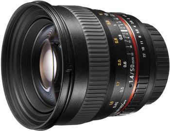 Walimex 50mm F1,4 Sony Alpha