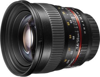 Walimex pro 50mm f1.4 DSLR [Nikon]