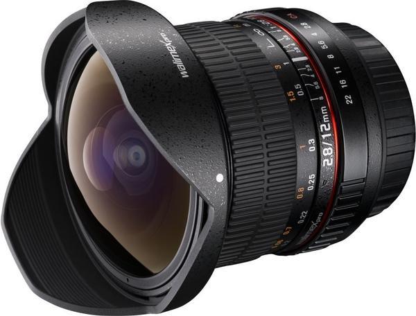 Walimex pro 12mm f2.8 Fish-Eye [Canon]