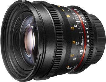 Walimex pro 50mm f1.5 VCSC [Canon EF-M]