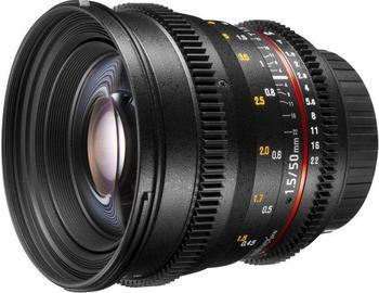 Walimex pro 50mm f1.5 VDSLR [Canon]