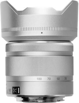Panasonic Lumix G Vario 35-100mm f4.0-5.6 Asph. O.I.S. (silber)