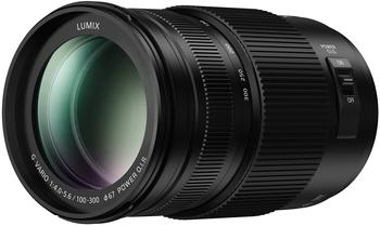 Panasonic Lumix G Vario 100-300mm f4.0-5.6 OIS II