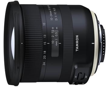 Tamron 10-24mm f3.5-4.5 Di II VC HLD Nikon