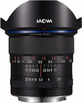 Venus Optics Laowa 12mm f2.8 D-Zero [Sony A]