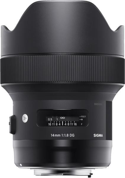 Sigma 14mm F1.8 DG HSM Art [Nikon]