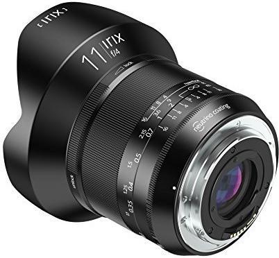 Irix 11mm f/4 Blackstone