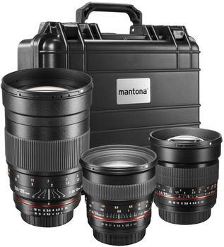 Walimex pro DSLR Porträt Set Canon EF