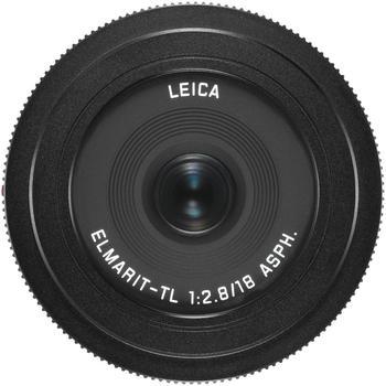 Leica Elmarit-TL f2.8 18mm Asph. schwarz