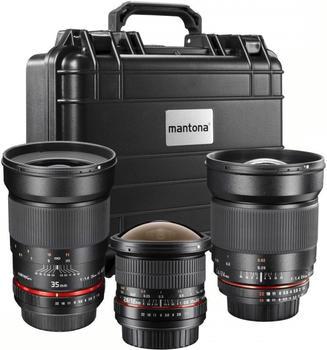 Walimex pro DSLR Landschafts Set Canon EF