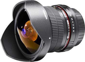 Walimex pro 8mm f3.5 Fisheye II CSC [Canon EF-M]