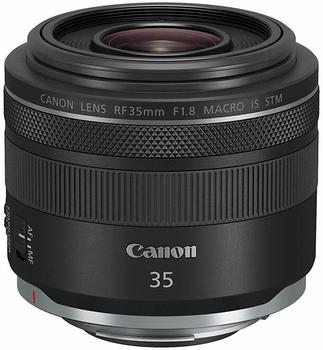 Canon RF 35mm f/1.8 Makro IS STM