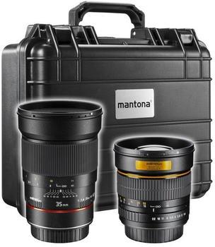 Walimex Reportage Vollformat Set Nikon F