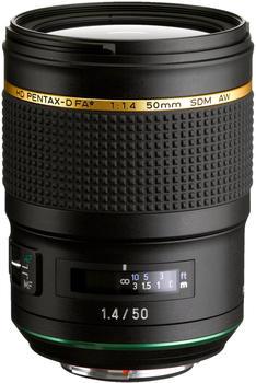 Pentax D FA* 50mm f1.4 SDM AW