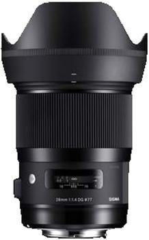 Sigma 28mm F1.4 DG HSM ART Sony E
