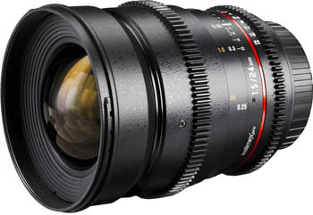 Walimex 24mm F1,5 VDSLR Pentax Q