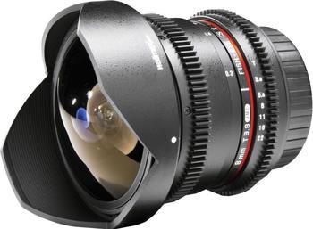 Walimex 8mm F3,8 Fisheye II VDSLR Pentax Q