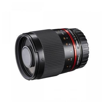 Walimex Spiegeltele 300mm F6,3 Sony Alpha schwarz