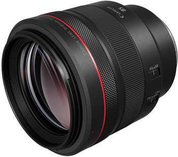 Canon RF 85mm f1.2 L USM Standard