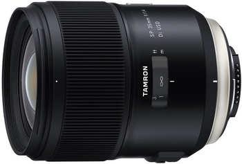 Tamron SP 35mm f1.4 Di USD Nikon F