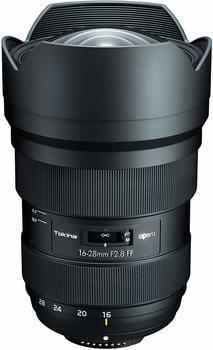 Tokina Opera 16-28mm f2.8 FF Nikon F