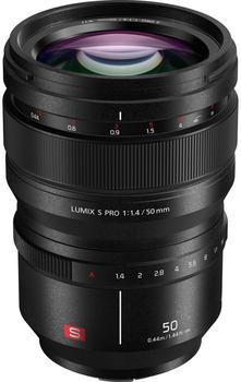 Panasonic Lumix S Pro f/1.4 S-X50E