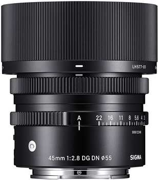 Sigma 45mm F2.8 DG DN Contemporary L-Mount