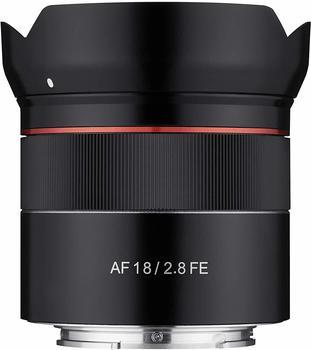 Samyang AF 18mm f2.8 FE Sony E
