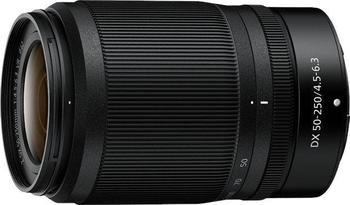 Nikon Nikkor DX 50-250mm 4.5-6.3 VR